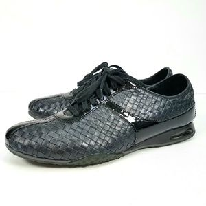 COLE HAAN G Series Woven Nike Air Sneakers 9.5 B